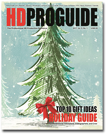 HD Pro Guide Magazine - 2017 Holiday Edition