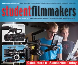 StudentFilmmakers Magazine - Click here