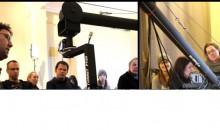 Camera Turret PT20 Motorized Pan/Tilt and Crane System Featured at HDSLR Workshop
