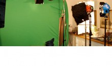 Register Online Now for New and Exciting DSLR Green Screen Video Production Workshop