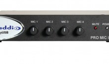 Vaddio's New EasyUSB PRO MIC I/O Allows Any Third-Party Microphone to be a USB Microphone When Paired with an EasyUSB Mixer/Amp