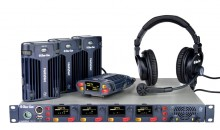 Clear-Com Launches HelixNet Partyline System at IBC 2013