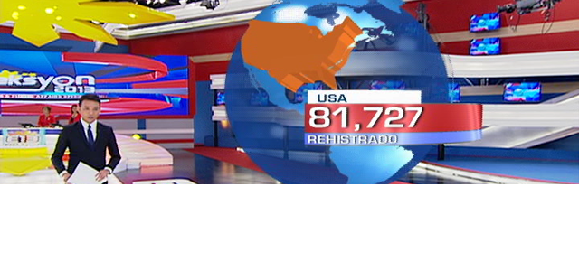 philippine b caster gma network uses vizrt virtual studio social tv solution for live election coverage