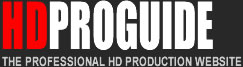 HD Pro Guide – Professional Production News and Network