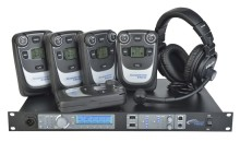 Clear-Com Unveils Enhancements to Tempest Digital Wireless Intercoms