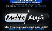 Digital Juice Matte Magic and Drag & Drop – Graphic Tools for Video Editors – No Plugins – Fast Renders – Watch the Promos