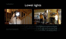 How-To Video with Ross Hockrow: Featuring Lowel Lighting and Tiffen Dfx