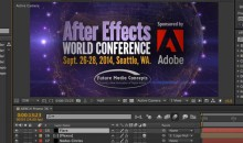 After Effects World Conference Promo Made with Nodes