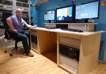 Gerry Wade Technical Director Intervideo