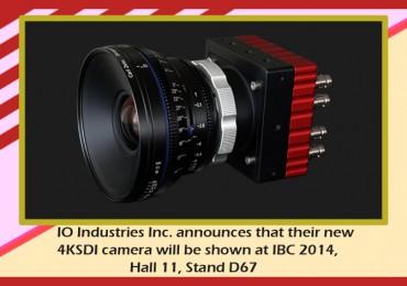 IO Industries at IBC