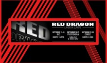 RED DRAGON Lands in Europe