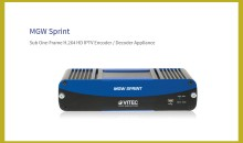 VITEC Adding Zixi to its Line-up of Portable MGW Encoders and Decoders
