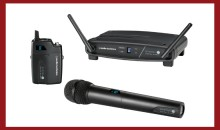 Audio-Technica Offers Rebates on Select System 10 Digital Wireless Through Remainder of 2014