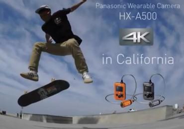 Panasonic HX-500