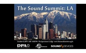 The Sound Summit LA