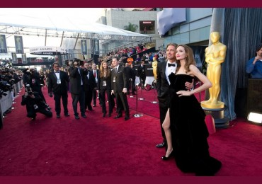 Red Carpet at Oscars
