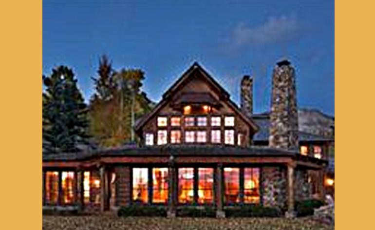 Hot Celebrity Home News Tom Cruise Colorado Ski Home For