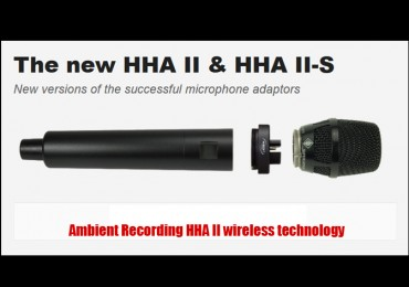 Ambient Recording HHA II