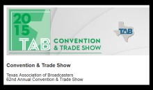 Texas Association of Broadcasters Convention & Trade Show