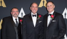 Steven Tiffen, Jeff Cohen and Michael Fecik Honored with Scientific and Technical Academy Award® of Commendation