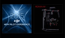 "ProFusion 2015 Free Training: ""DJI New Pilot Experience"" and ""Learn All About Ronin"""