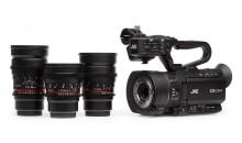 JVC Upgrades Its 4KCAM Super 35 Camcorder