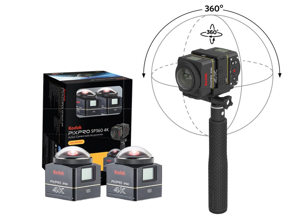 Kodak-PixPro-360-4k-01 - HD Pro Guide