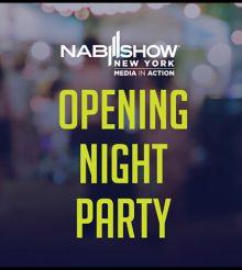 "NAB New York ""Opening Night Party"""