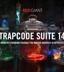 Red Giant Debuts New Trapcode Suite 14