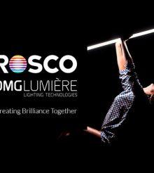 IBC2017: Rosco Laboritories acquires LED lighting specialist DMG Lumière