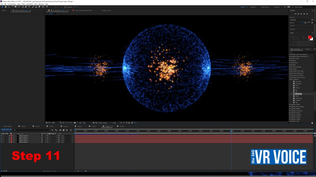 360 Secrets of Red Giant Trapcode 14 - HD Pro Guide