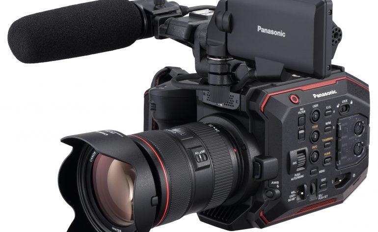 Panasonic-AU-EVA1-Camera