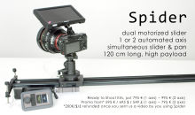Cinemartin Releases Spider Slider