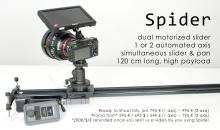 Cinemartin Releases Spider Slider
