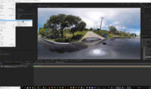 GoPro Fusion 360 Camera Series: Removing a Car Rig with After Effects