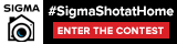 Sigma - #SigmaShotAtHome - Enter the Contest