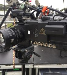 G-TEAM Member Michael Coleman | Atomos + Evolution Series
