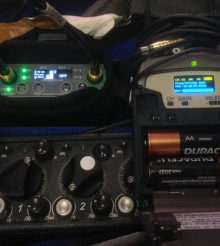 Wisycom Brings Durable Wireless Solutions to Sound Mixer Henri Rapp