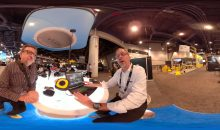 VUZE+ 360 3D Immersive Camera Debuts at NAB 2018