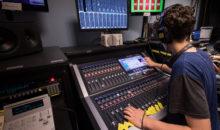 Calrec's Brio Audio Consoles Make the Grade at Full Sail University