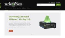 Studio Technologies Launches New Website
