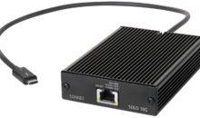 Sonnet Announces Breakthrough-Priced Thunderbolt™ 3 to 10 Gigabit Ethernet Adapter