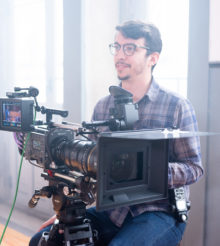 MILLER TRIPODS PROVIDE ALL-IN-ONE FLUID HEAD SOLUTIONS FOR CINEMATOGRAPHER ANTÓNIO MORAIS