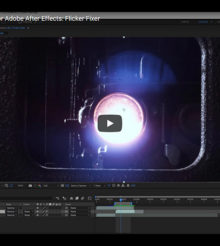 Instantly Eliminate Flicker with Continuum For Adobe After Effects