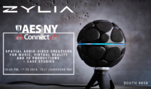 Zylia to Present Immersive Audio/Video-Creation Case Studies at AES New York 2018