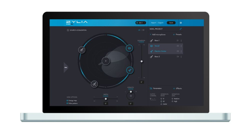 New Zylia Software Releases Enhance Functionality of Innovative ZYLIA ZM-1  in 360 Sound Recording 85a69901016