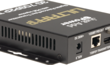 Just Add Power Expands 3G Ultra HD-Over-IP Series with Point-to-Point PoE Transmitter