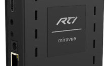 RTI Now Shipping Miravue VIP-1 Video-Over-IP System