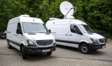 Global News Agency Ruptly Relies on Riedel's MediorNet and Artist on Board New OB and DSNG Vehicles