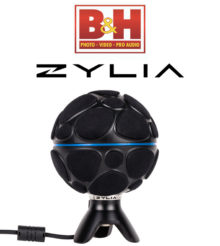Acclaimed ZYLIA ZM-1 360-Degree Sound Recording System Available for Sale in the United States